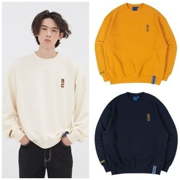 日本未入荷ROMANTIC CROWNのRC LOGO SWEATSHIRT 全8色