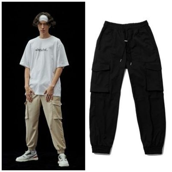 日本未入荷ADD SEOULのCARGO JAGGER PANTS 全2色