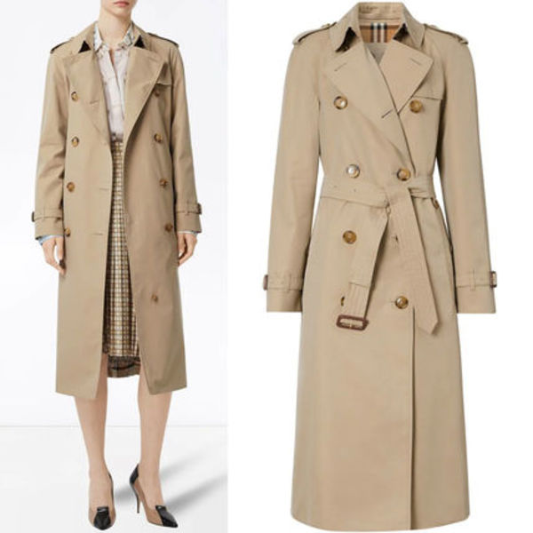 BB278 THE WATERLOO HERITAGE TRENCH COAT