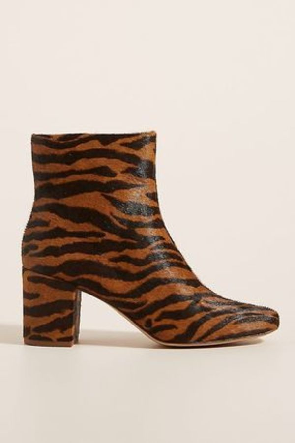 【Anthropologie】新作!Splendid Animal Print Ankleブーツ