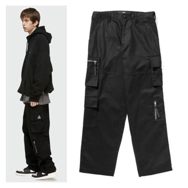 LMC ZIPPER CARGO #PANTS