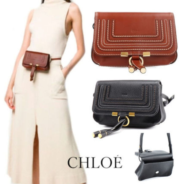 《新作》CHLOE MARCIE SMALL BELT BAG ウエストポーチ