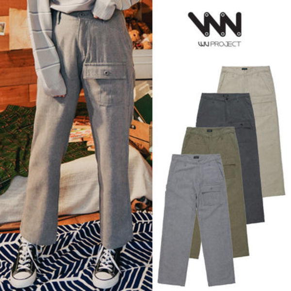WV PROJECT★WEST WIDE WORK PANTS CJLP7318 4カラー