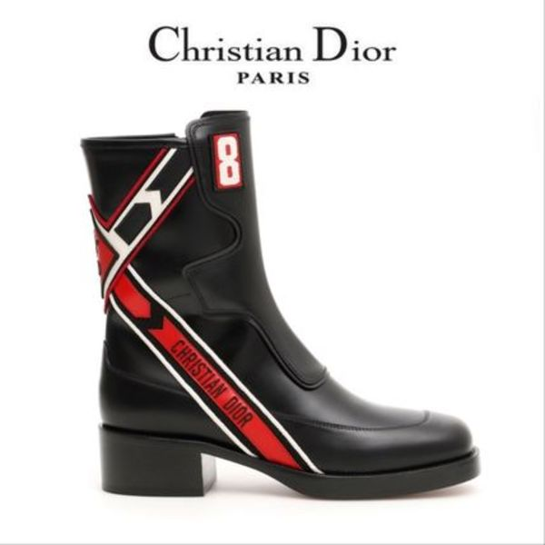 【CHRISTIAN DIOR】Diorally Boots