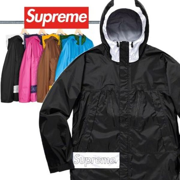 Supreme シュプリーム Taped Seam Jacket SS19 WEEK0