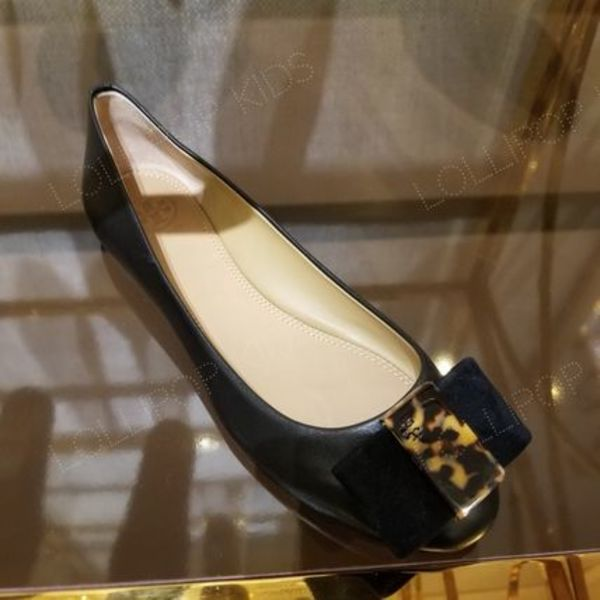 2019 NEW♪ Tory Burch ★ CHASE BALLET FLAT