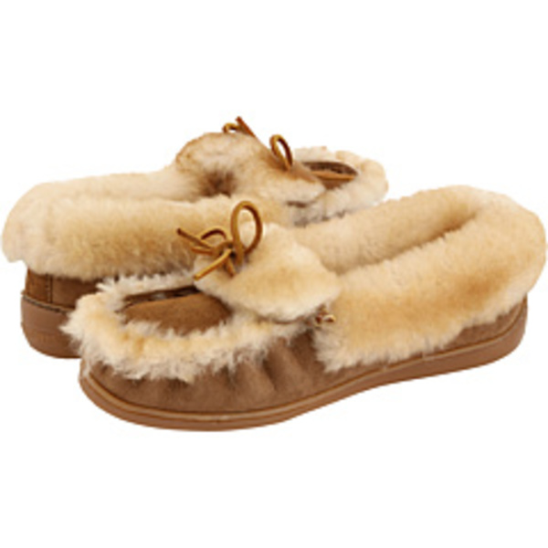 ☆かわいさNO.1☆Minnetonka The Ultimate Sheepskin Slipper