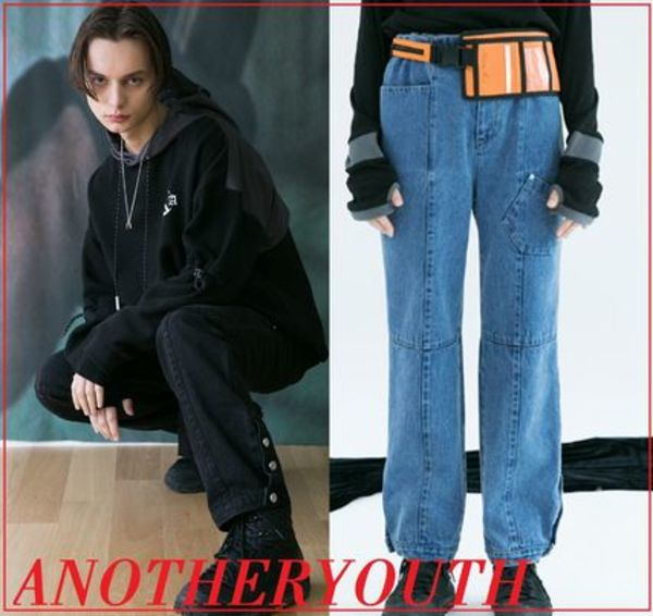 ANOTHERYOUTH★正規品★パンツ/安心追跡付