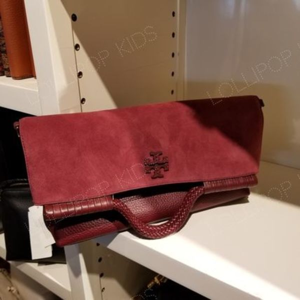 2019 NEW♪ Tory Burch ★ TAYLOR FOLD OVER CROSSBODY