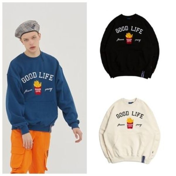 日本未入荷ROMANTIC CROWNの10th Good Life Sweat Shirt 全3色