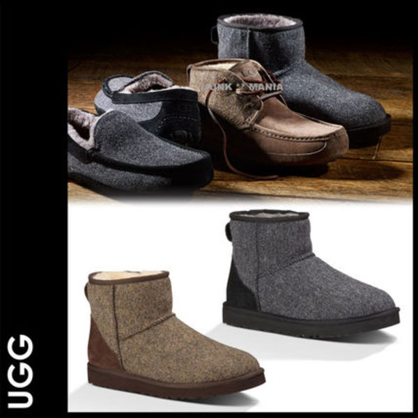 ★即日発送【UGG】男性用/M Classic Mini Tweed