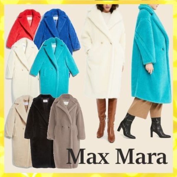 【国内発送・送料無料】MAX MARA TEDDY BEAR Icon Coat