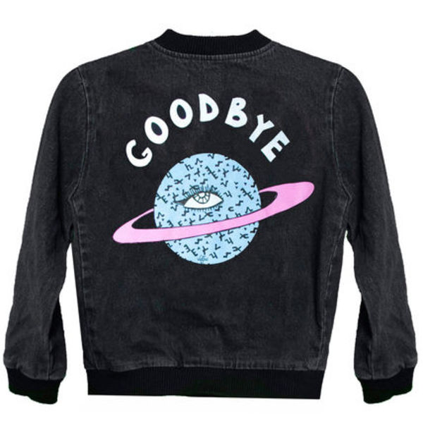 Valfe☆Goodbye Denim Jacket
