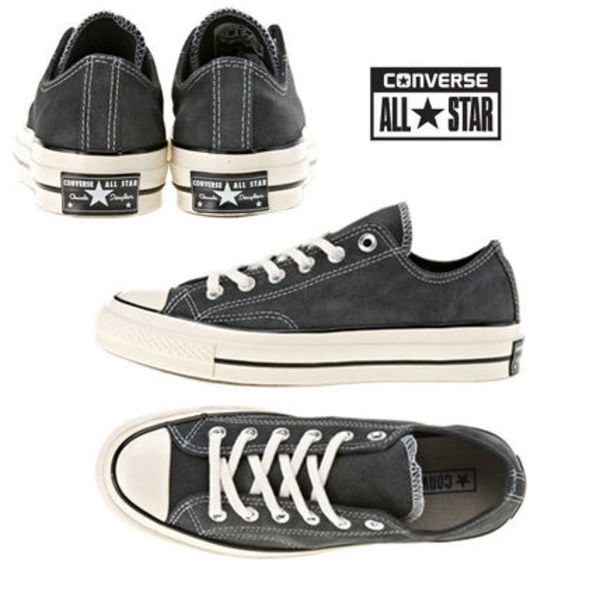 CONVERSE★CHUCK TAYLOR ALL STAR 70 OX★スエード★22~30cm