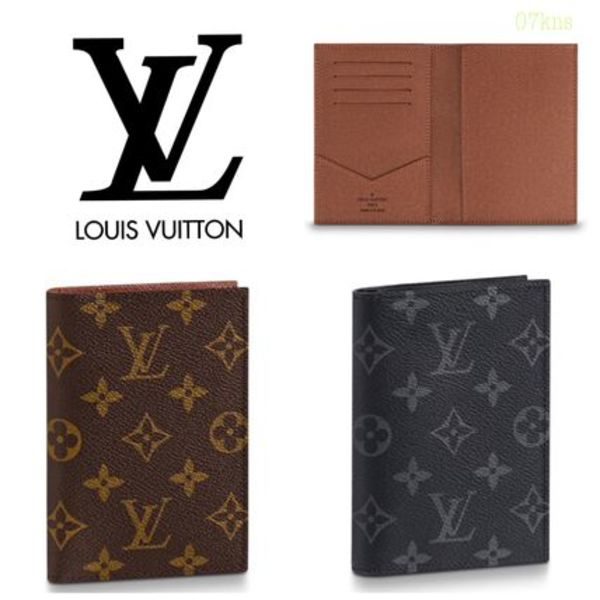【Louis Vuitton】PASSPORT COVER