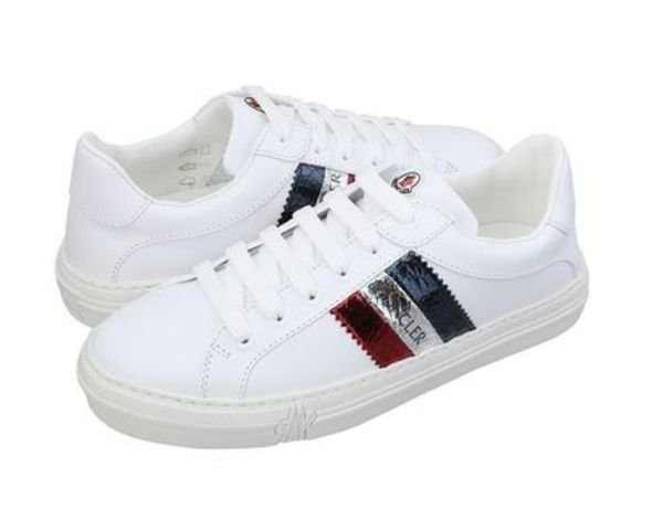 【関税負担】 MONCLER LOW TOP SNEAKERS