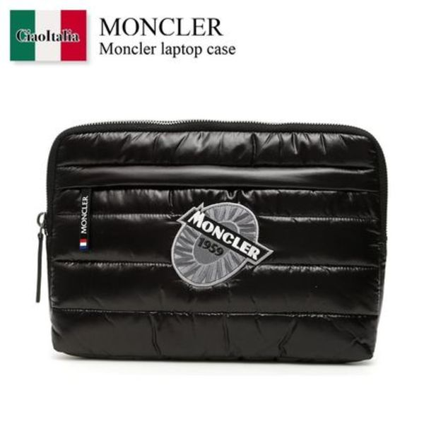 Moncler laptop case