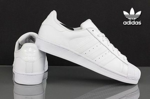 ★人気★ADIDAS WHITE入庫☆SUPERSTAR WHITE☆