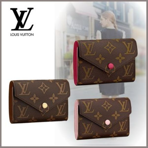LOUIS VUITTON ルイヴィトン ◆ ポルトフォイユ・ヴィクトリーヌ