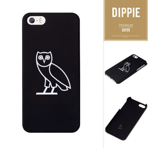 国内発送★WHITE OWL  IPHONE CASE