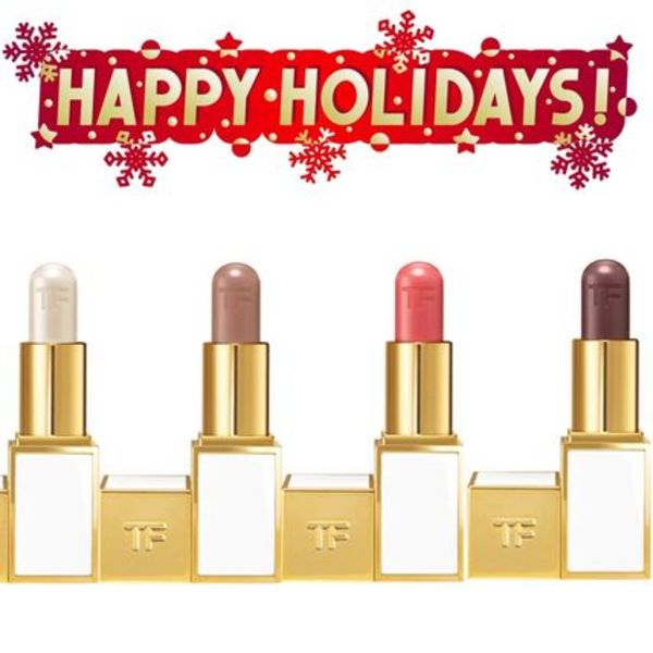 【TOM FORD BEAUTY】★2019ホリデー限定★リップバーム4色展開