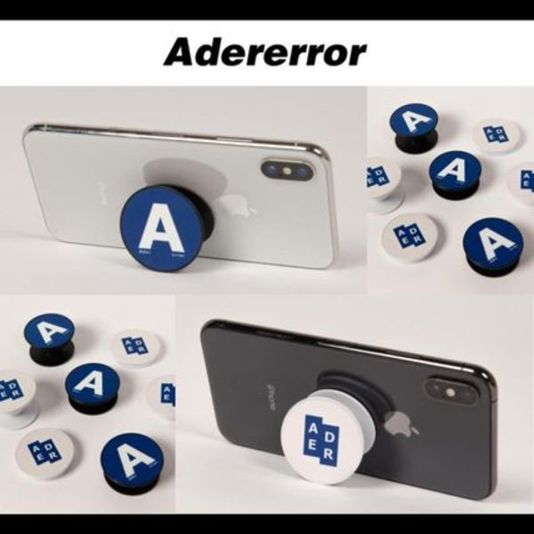 ADERERROR★2019SS A Tok スマホグリップ スマホリング 全2色