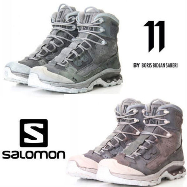 ☆コラボ ★2color 11 By Boris Bidjan Saberi x Salomon Boot 2