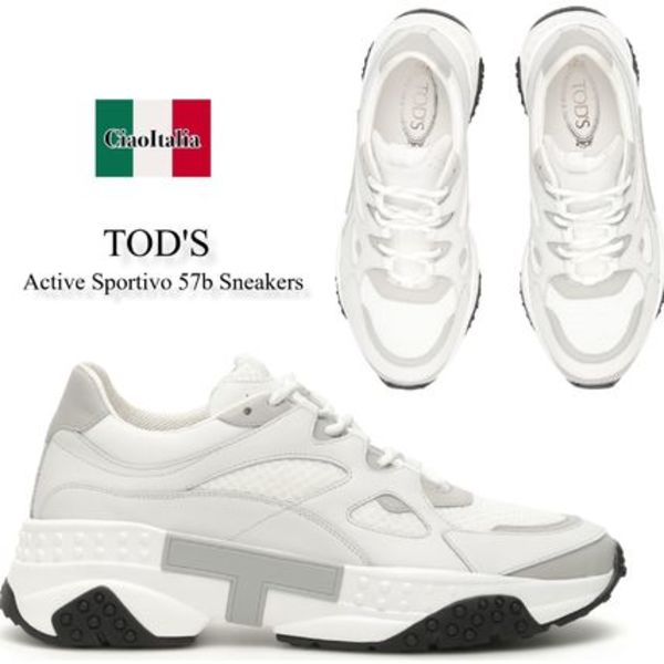 Tod s active sportivo 57b sneakers