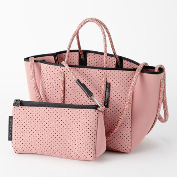 【国内発】State of Escape☆Petite Escape tote Salmon☆限定品