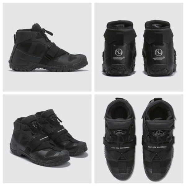 国内送 Nike SFB Mountain x Undercover☆Triple ブラックブーツ