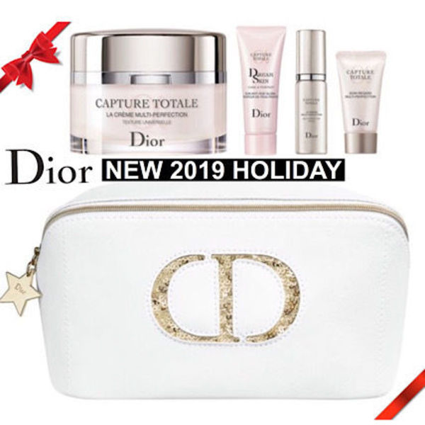 Dior★ホリデー2019★Holiday Capture Totale Setユーススキン
