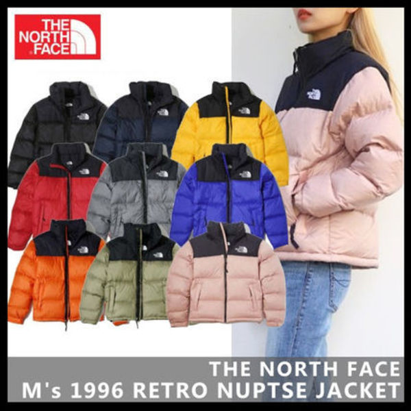 【THE NORTH FACE】1996 RETRO NUPTSE NJ1DK50