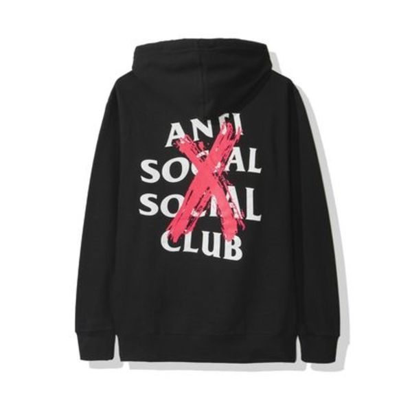 【ASSC】Cancelled Blackパーカー★ブラック