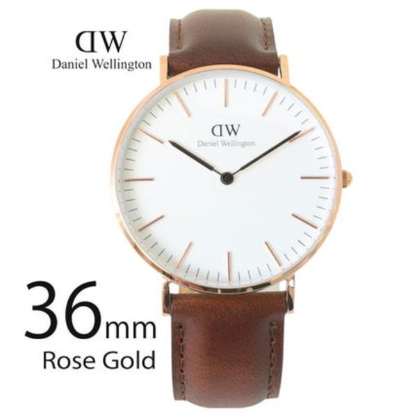 Daniel Wellington 36mm Classic St Mawes Lady 0507DW