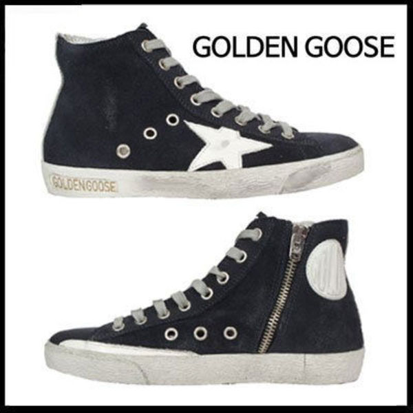 (ゴールデングース) GOLDEN GOOSE FRANCY GCOWS591 N2