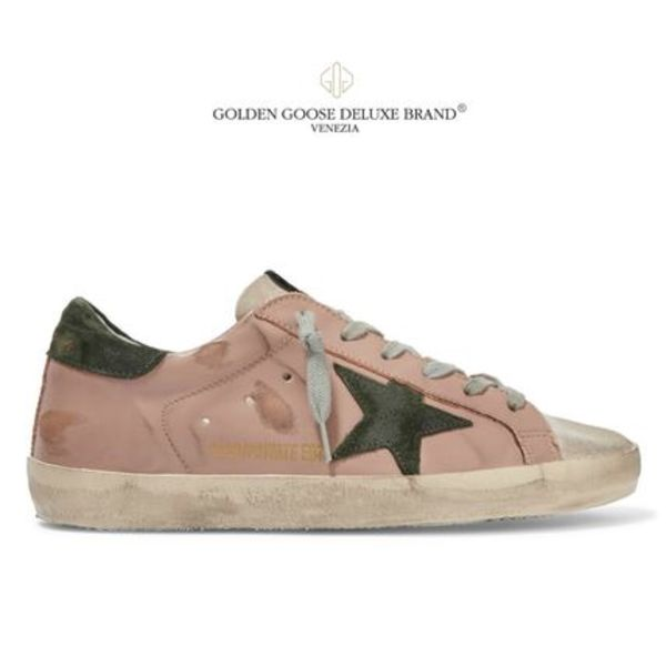 ∞∞ Golden Goose ∞∞ Superstar レザー スニーカー☆