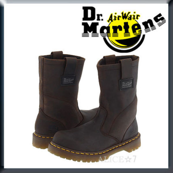 【関税・国際送料込】Dr. Martens☆Work 2296 Wellington NS☆