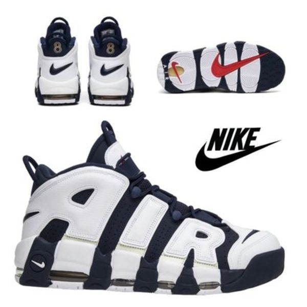 新作!Air More Uptempo Olympic (2016) モアテン