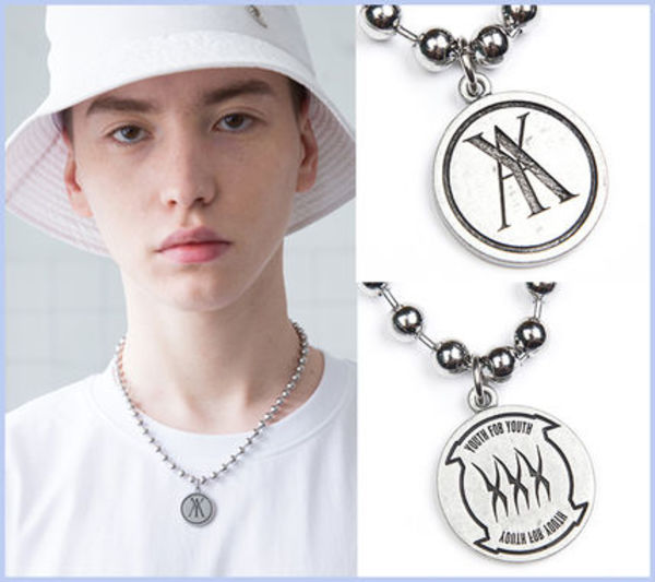 ANOTHERYOUTH★人気 UNISEX★a pendant necklace【日本未入荷】