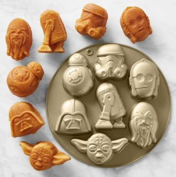 スターウォーズケーキ型★Williams Sonoma★StarWars CakeletPan