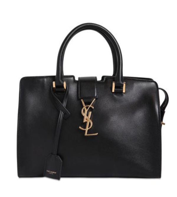 関税送料込 BABY CABAS SAINT LAURENT MONOGRAMME BAG