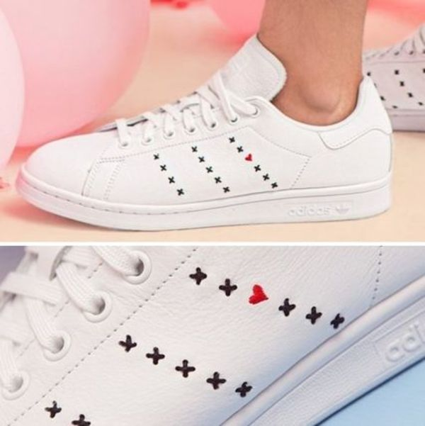 ADIDAS ORIGINALS☆STAN SMITH VALENTINE PACK(22-28㎝)