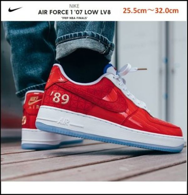 【NIKE】Men's Nike Air Force 1 Low ★メンズ エアフォース 1