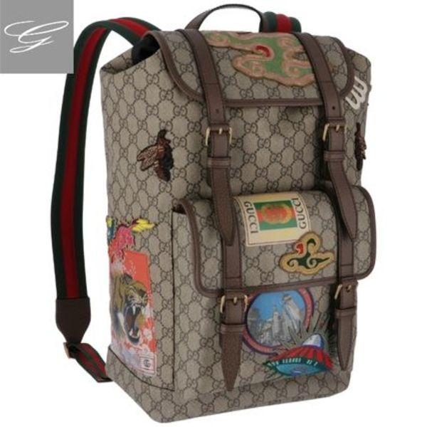 GUCCI(グッチ) メンズ COURRIER バックパック 473869