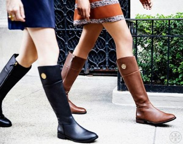セール★TORY BURCH【追跡便/関税込】2色 JUNCTION RIDING BOOT