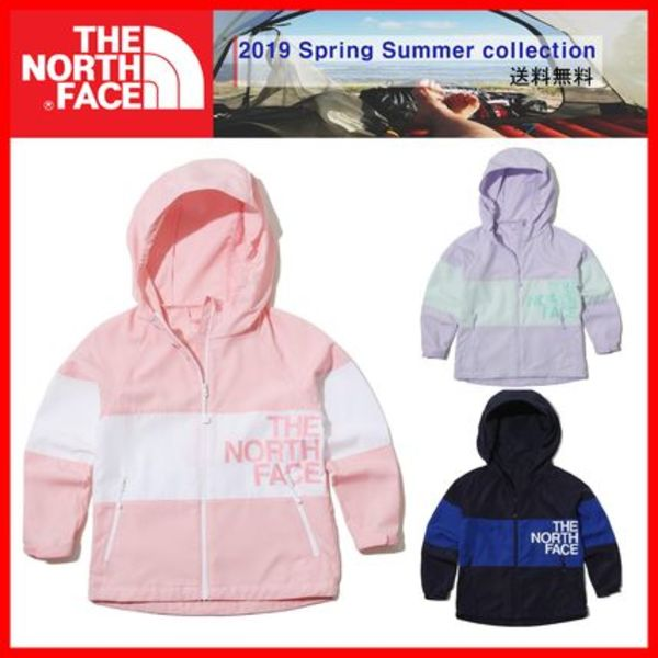 人気★【THE NORTH FACE】KIDS★K'S BICOLOR JACKET 3色