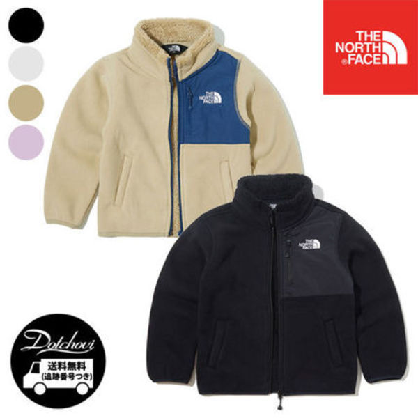 NORTH FACE K'S NEO LOYALTON FLEECE JACKET MU1277 追跡付