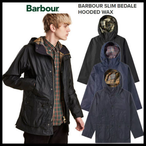 即発送料込 Barbour Bedale Hooded Wax Jacket Japan Collection