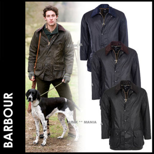 ★追跡付【BARBOUR】BEAUFORT WAX JACKET