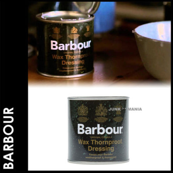 ★追跡付【BARBOUR】THORNPROOF WAX